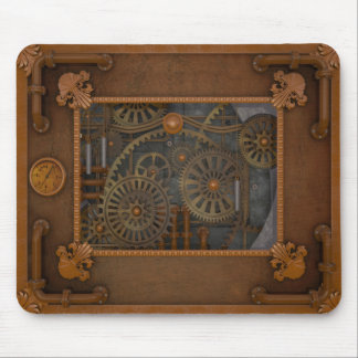 Steampunk Mouse Mat
