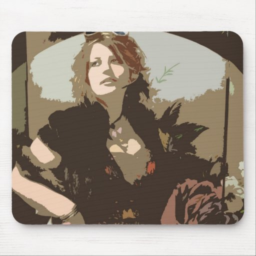 Steampunk Mouse Pads