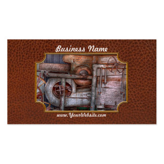 Steampunk - My new and improved machine Pack Of Standard Business Cards