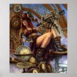 Steampunk Navigator Poster!