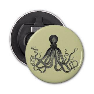 Steampunk Octopus Bottle Opener