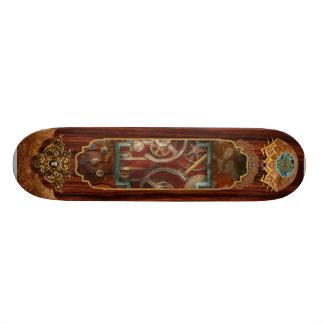 Steampunk - Pandora's box Skate Board Decks