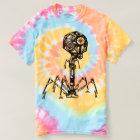 Steampunk_Phage in Living Colour T-Shirt