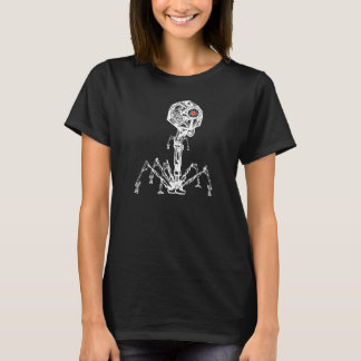 Steampunk Phage T-Shirt