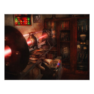 Steampunk - Photonic Experimentation Custom Flyer
