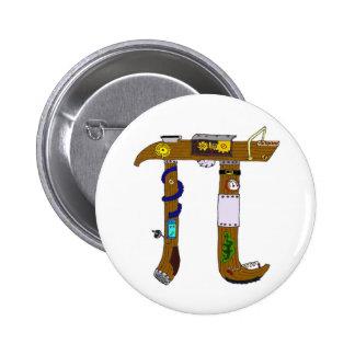 Steampunk Pi Button