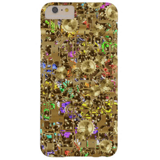 Steampunk Possible Time Machine Barely There iPhone 6 Plus Case