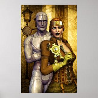 Steampunk Poster