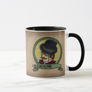 Steampunk Prince, mug