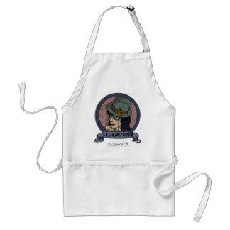 Steampunk Princess, apron