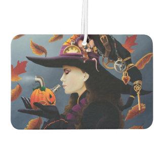Steampunk Pumpkin Witch