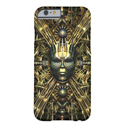 Steampunk Queen iPhone 6 Case