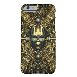 Steampunk Queen iPhone 6/6S Case