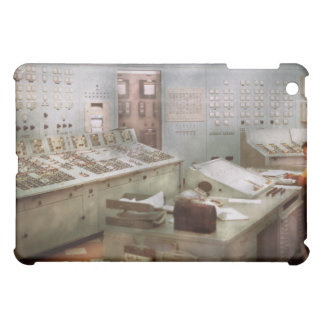 Steampunk - Retro - The power station Case For The iPad Mini