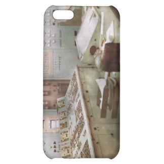 Steampunk - Retro - The power station iPhone 5C Cases