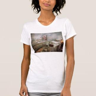 Steampunk - Retro - The power station T-shirt