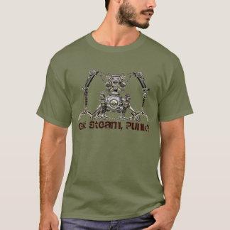 Steampunk Robot #1D T-Shirt