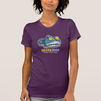 Steampunk Robot Shark 3000 t-shirt