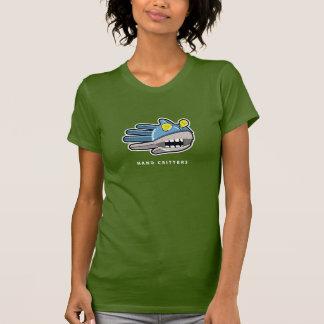 Steampunk Robot Shark t-shirt