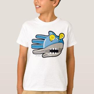 Steampunk Robot Shark Tee Shirt