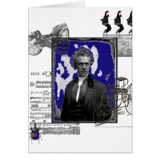 Steampunk Rollin Herber Neal Card