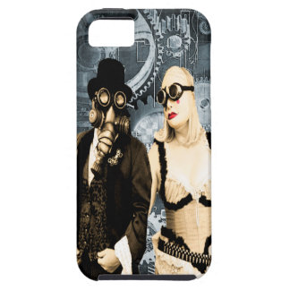 steampunk romantics iphone 5 case cover