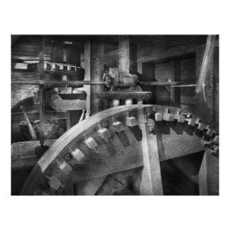 Steampunk - Runs like clockwork Full Color Flyer