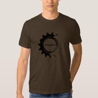 Steampunk Rust T-shirt