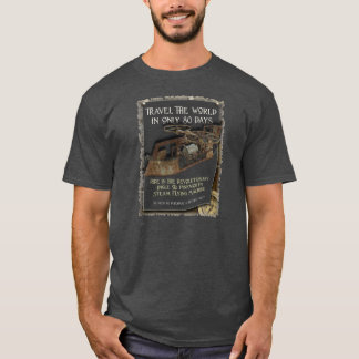 Steampunk Rusty Flying Machine T-Shirt