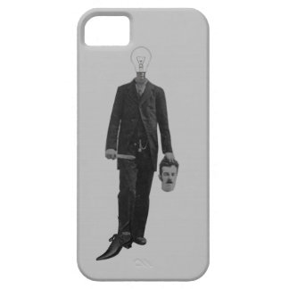 Steampunk Science Fiction Robot Cyborg Murder Case For The iPhone 5