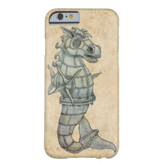 Steampunk Seahorse Barely There iPhone 6 Case