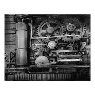 Steampunk - Serious Steel Flyer