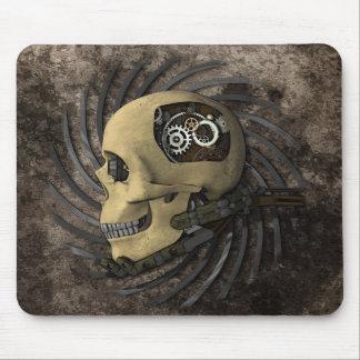 Steampunk Skull Mouse Mat