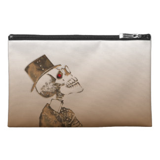 Steampunk Skull Travel Accessories Bags