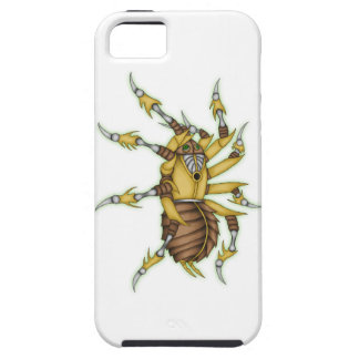 steampunk spider iPhone 5 cover