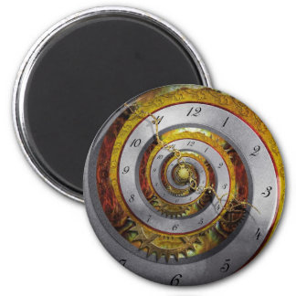 Steampunk - Spiral - Infinite time Magnet