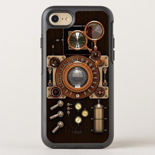 Steampunk Style Vintage Retro Camera (TLR) OtterBox Symmetry