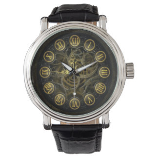Steampunk Style Watch