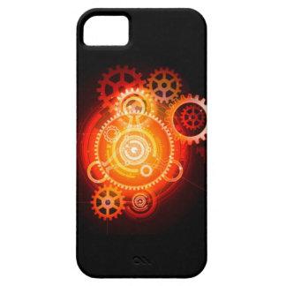 Steampunk Sunrise iPhone 5 Cover