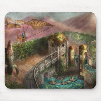Steampunk - The age of invention Mouse Pad
