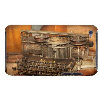 Steampunk - The history of typing iPod Case-Mate Case