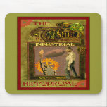 SteamPunk ~ The Industrial Hippodrome Mouse Pad