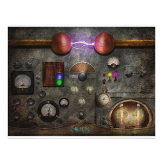 Steampunk - The Modulator Flyer Design