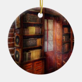 Steampunk - The semi-private study Ornaments