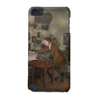 Steampunk - The wireless apparatus - 1905 iPod Touch (5th Generation) Covers