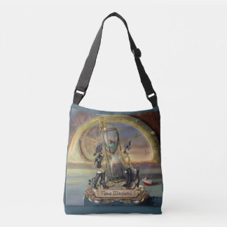 Steampunk - Time illusions Crossbody Bag