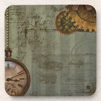Steampunk Time Machine Coaster