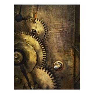 Steampunk - Toothy 21.5 Cm X 28 Cm Flyer