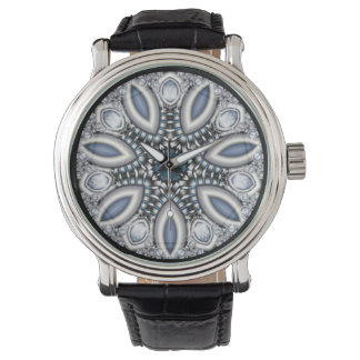 Steampunk Topaz Kaleidoscope Watch