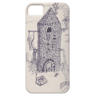 Steampunk Tower Iphone case